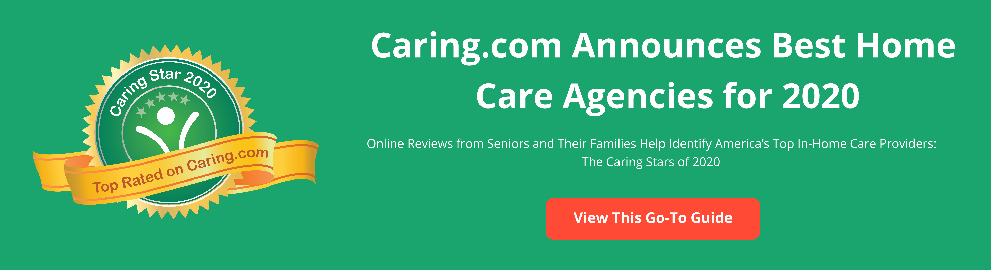 Caring stars hp homecare banner