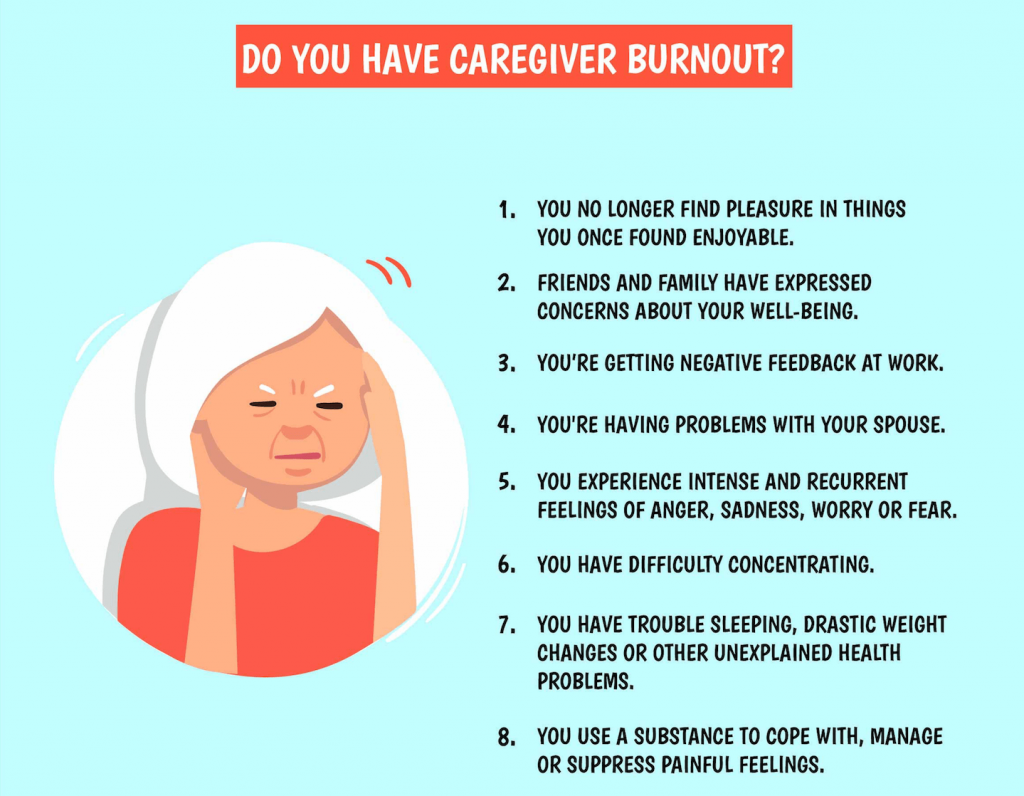 A Caregiver's Guide to Coping with Stress and Burnout