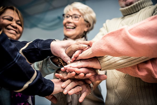Resources and Support Groups for Alzheimer's Caregivers