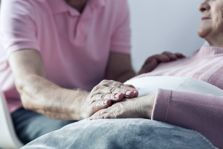 Choosing an Agent for End-of-Life Decisions