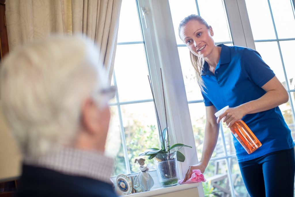 What Are Some Signs That It May Be Time for In-Home Care?