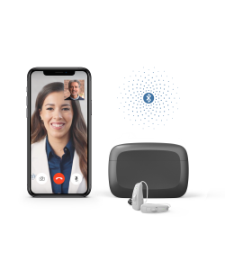 lively hearing mobile app remote care session