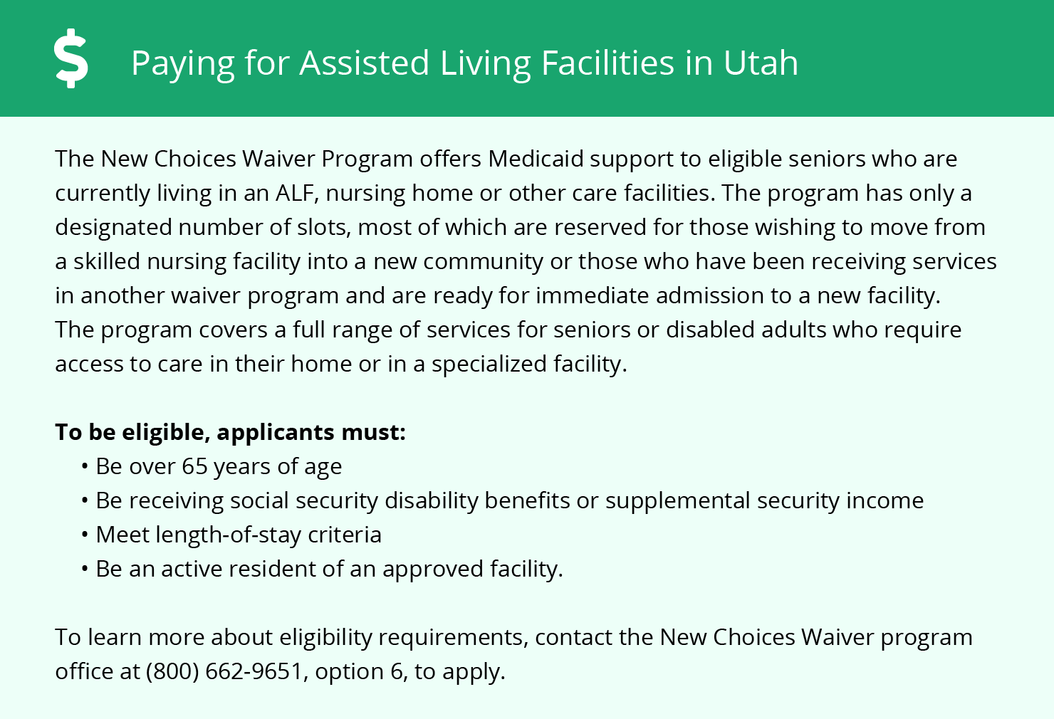 Financial Assistance for Assisted Living in Murray
