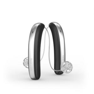 pair of hear.com horizon hearing aids